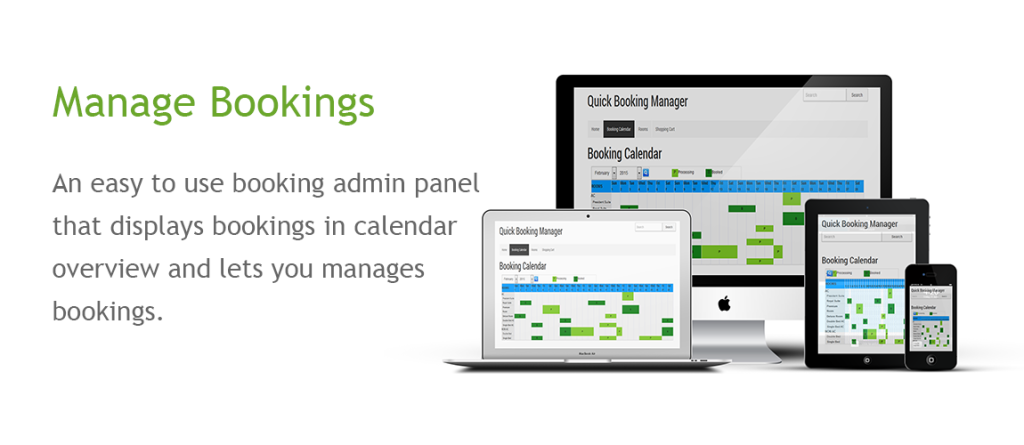 Manage Bookings