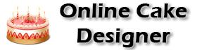 Online Cake designer