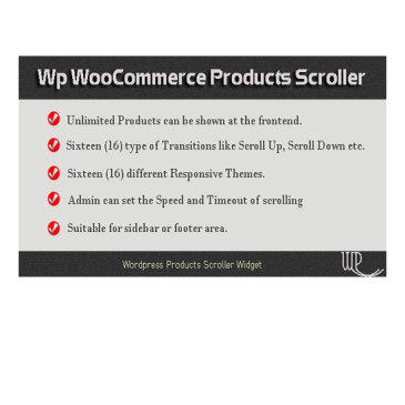 Products Scroller