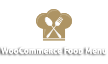 WooCommerce Food Menu Plugin