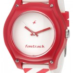 Red-Analog-Watch