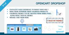 OpenCart DropShop Module