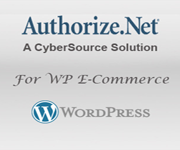 WP E-commerce Authorize.Net